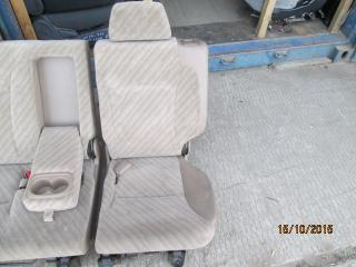 Сиденье заднее левое Honda CR-V 2001