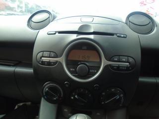 Блок управления климат-контролем Mazda Demio 2007