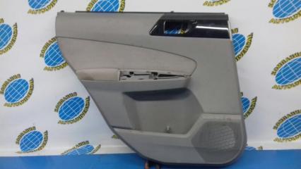 Обшивка двери задняя левая Subaru Forester 2007