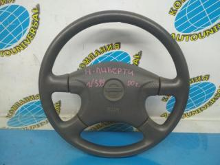 Руль с подушкой безопасности Nissan Liberty 2000