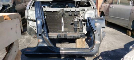 Порог кузова правый Honda Airwave 2007
