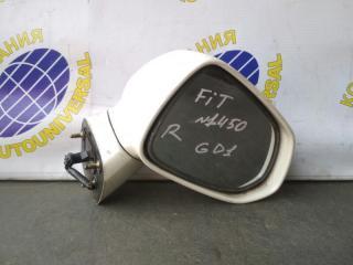 Зеркало правое Honda Fit 2002