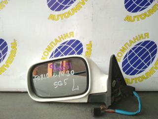 Зеркало левое Subaru Forester 2002