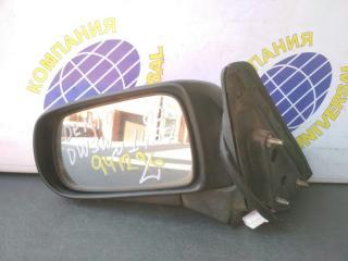 Зеркало левое Mazda Demio 2001