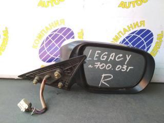 Зеркало правое Subaru Legacy B4 2003