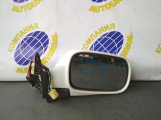 Зеркало правое Subaru Forester 2002