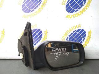 Зеркало правое Mazda Demio 2005
