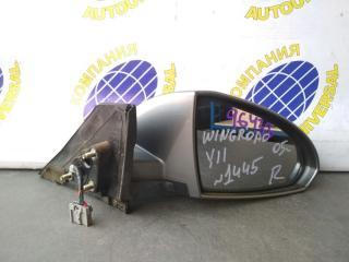 Зеркало правое Nissan Wingroad 2005