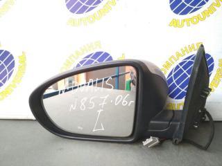 Зеркало левое Nissan Dualis 2008