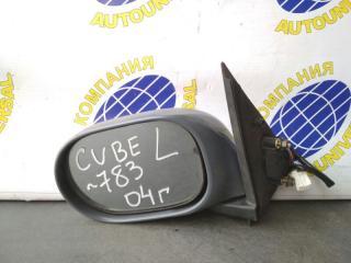 Зеркало левое Nissan Cube 2004