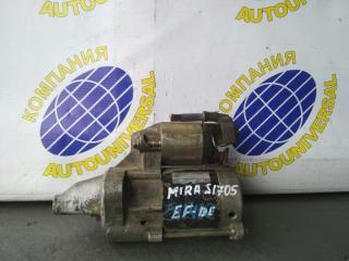 Запчасть стартер Daihatsu Mira 2005