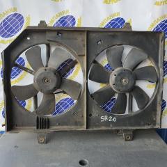 Диффузор в сборе Nissan Rnessa 1998