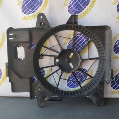 Диффузор радиатора левый Mazda Tribute 2002