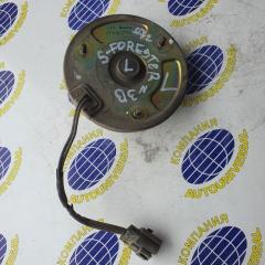 Мотор вентилятора левый Subaru Forester 1997