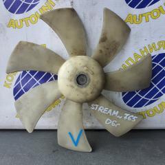 Вентилятор радиатора левый Honda Stream 2006