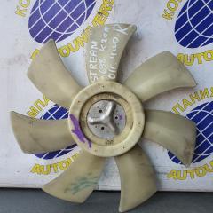 Вентилятор радиатора правый Honda Stream 2001