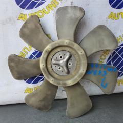 Вентилятор радиатора левый Honda Fit 2003