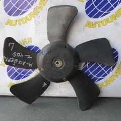 Запчасть вентилятор радиатора левый Nissan Liberty 2002