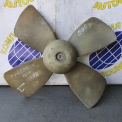 Запчасть вентилятор радиатора левый Mazda Premacy 2000
