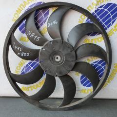 Вентилятор радиатора Nissan Juke 2010