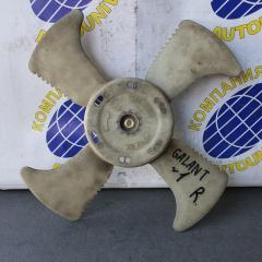 Вентилятор радиатора правый Mitsubishi Galant 1997 EA1A 4G93 контрактная