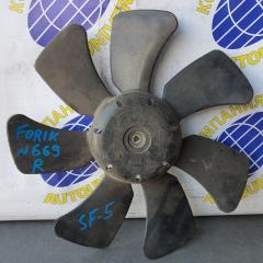 Вентилятор радиатора правый Subaru Forester 2001