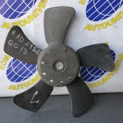 Вентилятор радиатора левый Nissan AD 2002