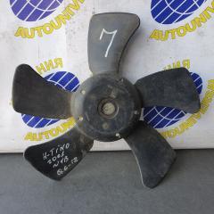 Запчасть вентилятор радиатора правый Nissan Tino 2001