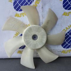 Вентилятор радиатора правый Honda Fit 2010