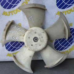 Вентилятор радиатора левый Honda Airwave 2005