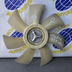 Вентилятор радиатора правый Honda Airwave 2008