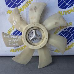 Вентилятор радиатора правый Honda Airwave 2005