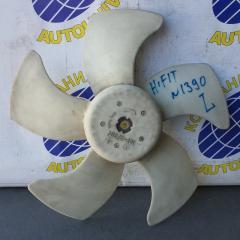 Вентилятор радиатора левый Honda Fit 2005