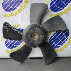 Вентилятор радиатора левый Nissan Wingroad 2002