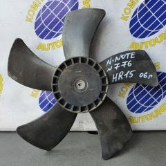 Вентилятор радиатора Nissan Note 2006