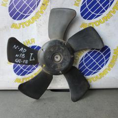 Вентилятор радиатора левый Nissan AD 2001