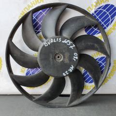 Запчасть вентилятор радиатора Nissan Dualis 2008
