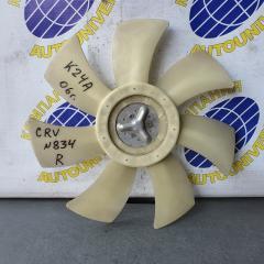 Вентилятор радиатора правый Honda CR-V 2006