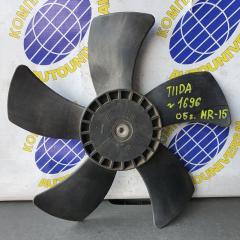 Запчасть вентилятор радиатора Nissan Tiida 2005