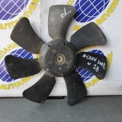 Вентилятор радиатора правый Nissan Sunny 2000