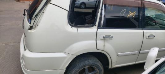 Стекло двери заднее правое Nissan X-Trail 2006