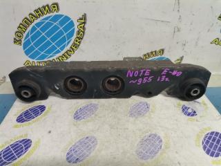 Балка под редуктор задняя Nissan Note 2013