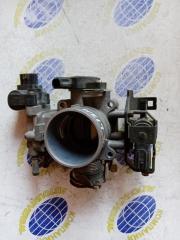 Дроссельная заслонка в сборе Honda Fit 2001