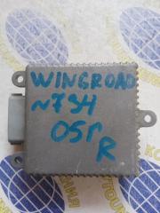 Блок розжига ксенона правый Nissan Wingroad 2005