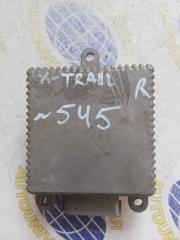 Блок розжига ксенона правый Nissan X-Trail 2000