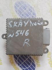 Блок розжига ксенона правый Nissan Skyline 2001