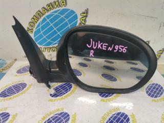 Зеркало правое Nissan Juke 2010