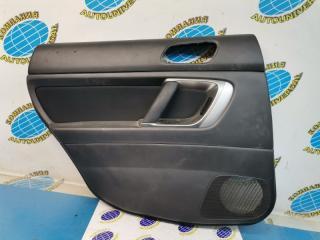 Обшивка двери задняя левая Subaru Legacy B4 2003