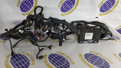 Проводка под капот Nissan Juke 2010