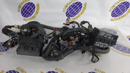 Проводка под капот Nissan Primera 2002